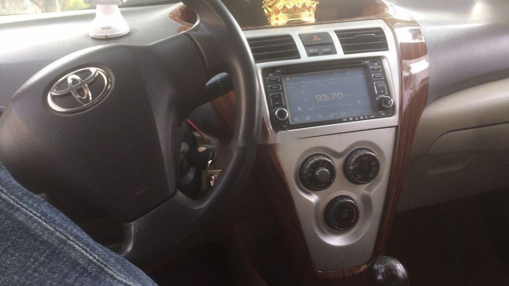 Bán Toyota Vios đời 2009, màu xám chính chủ, giá chỉ 250 triệu (5)