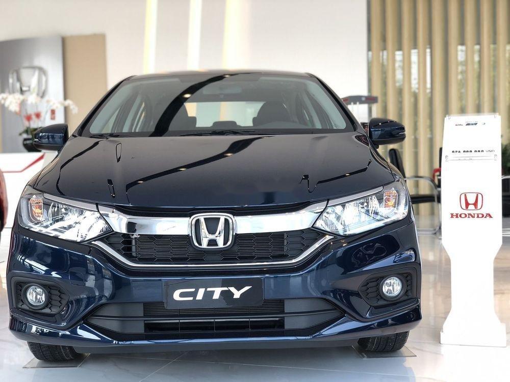 Bán ô tô Honda City năm sản xuất 2019, màu đen, giá 559tr xe nội thất đẹp (2)