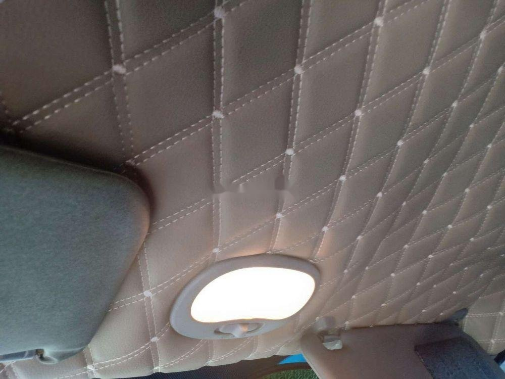 Cần bán lại xe Chevrolet Spark năm 2009, màu bạc xe nguyên bản (9)