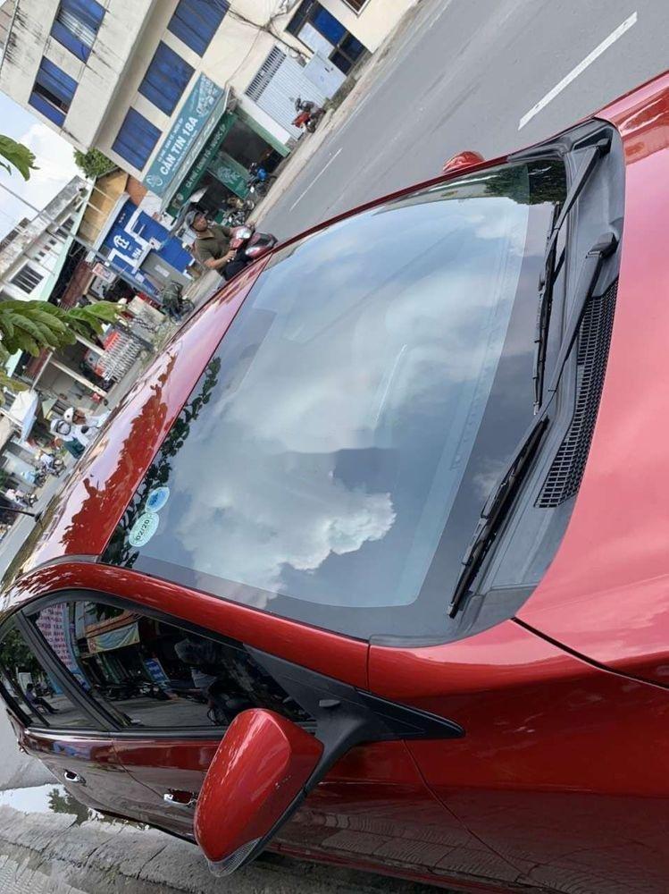 Cần bán Toyota Yaris sản xuất 2014, màu đỏ, nhập khẩu, chính chủ, 430tr (3)