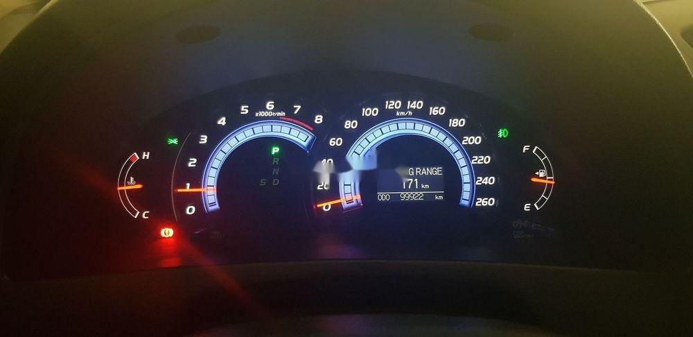 Bán Toyota Camry 2009, màu đen, 580 triệu, xe cá nhân (3)