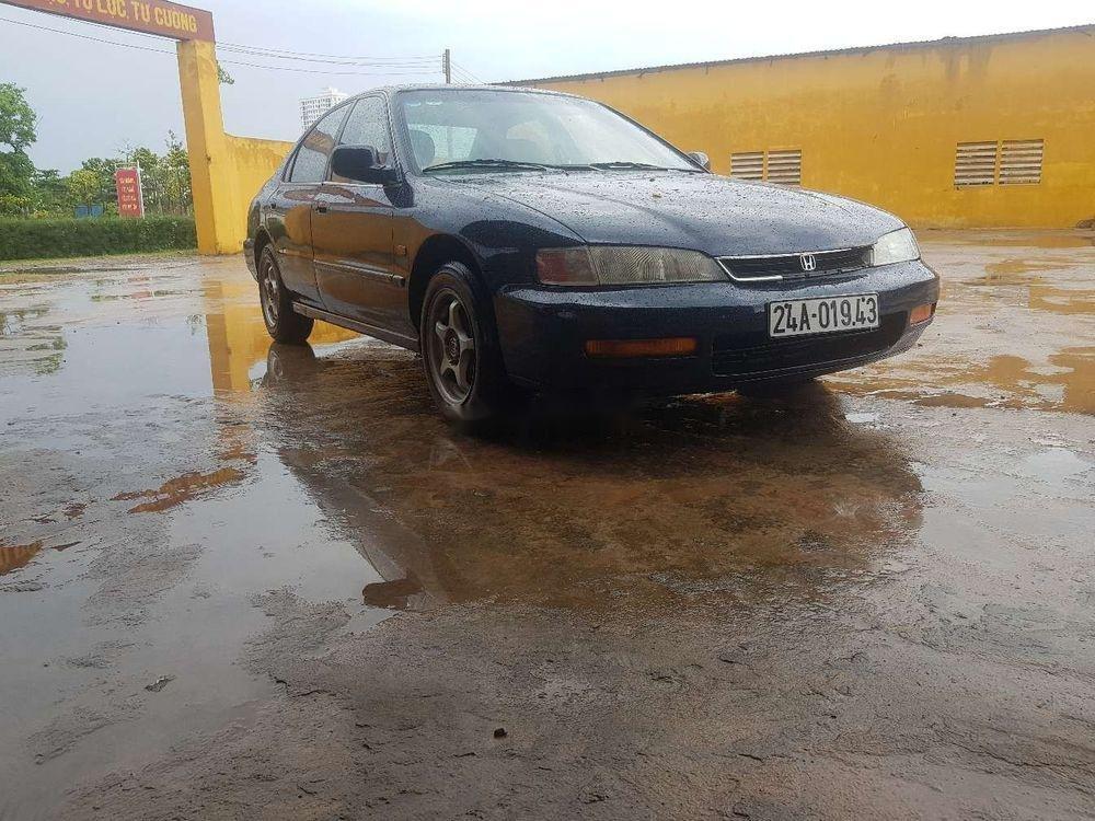 Bán ô tô Honda Accord đời 1996, màu đen, xe nhập chính hãng (1)