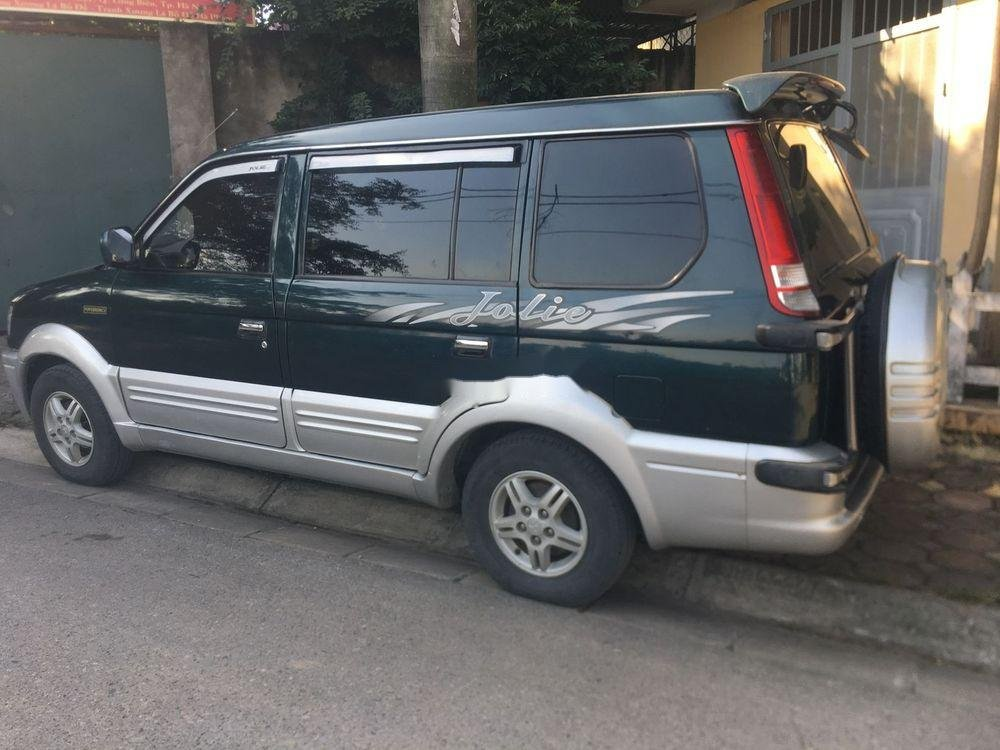 Cần bán Mitsubishi Jolie đời 2004, nhập khẩu nguyên chiếc chính hãng (2)