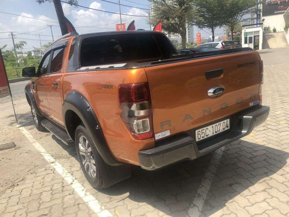 Bán Ford Ranger năm sản xuất 2018, nhập khẩu, xe gia đình (5)