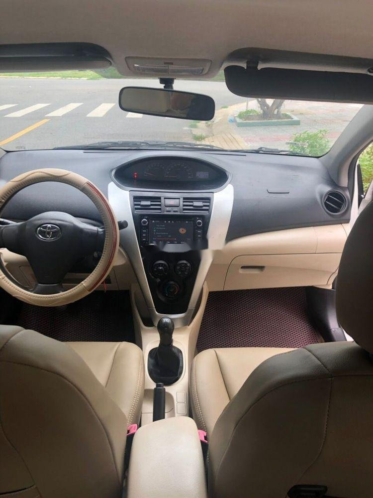 Bán Toyota Vios MT đời 2013, màu trắng, giá chỉ 289 triệu (4)
