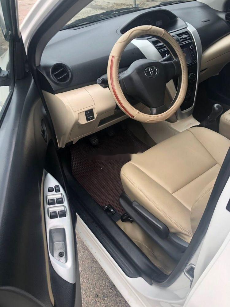 Bán Toyota Vios MT đời 2013, màu trắng, giá chỉ 289 triệu (5)