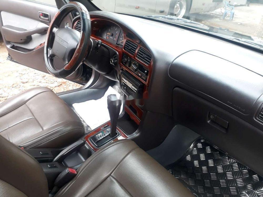 Cần bán gấp Toyota Camry đời 1996, màu đen, xe nhập chính chủ (8)