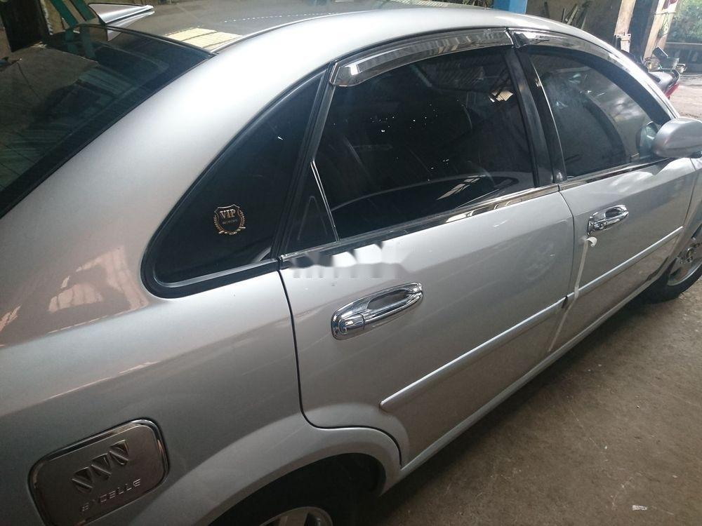 Cần bán Chevrolet Lacetti năm sản xuất 2009, màu bạc, xe nhập chính hãng (2)