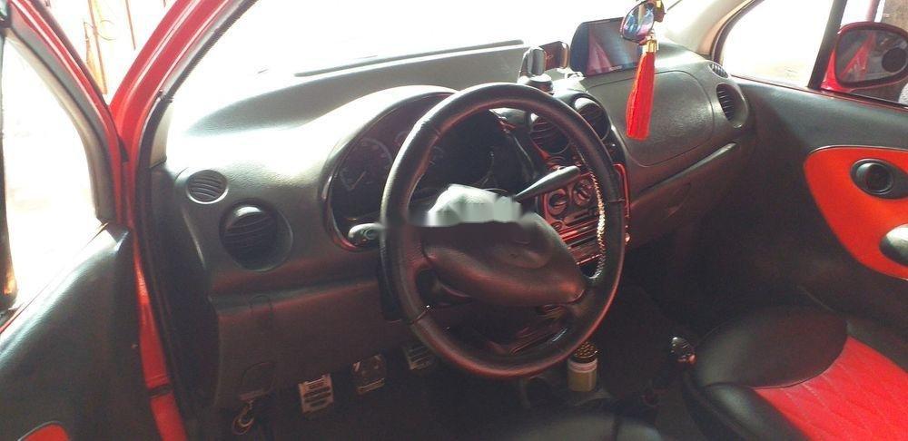 Cần bán Daewoo Matiz sản xuất năm 2004, màu đỏ, xe nhập (4)