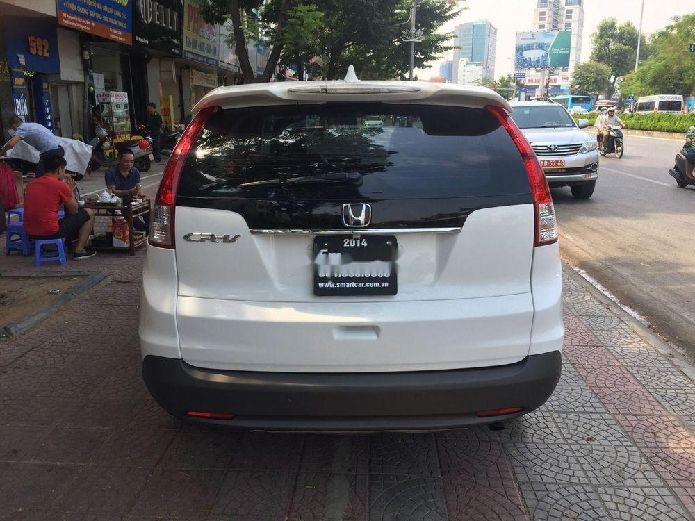 Bán Honda CR V năm sản xuất 2014, màu trắng, xe còn mới, giá 735tr (3)