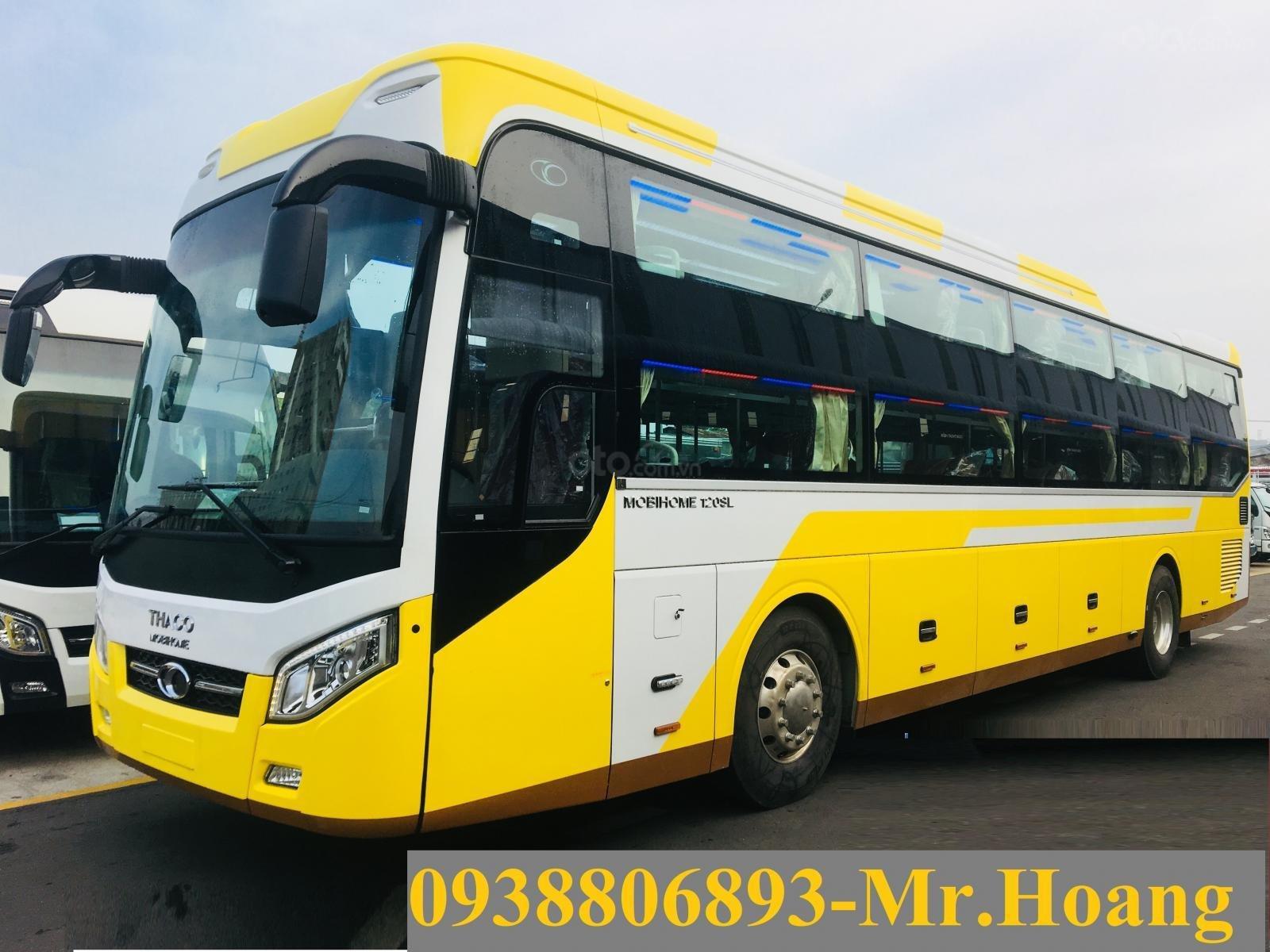 Giá dòng xe  36 giường Thaco Mobihome TB120SL 2019 (1)