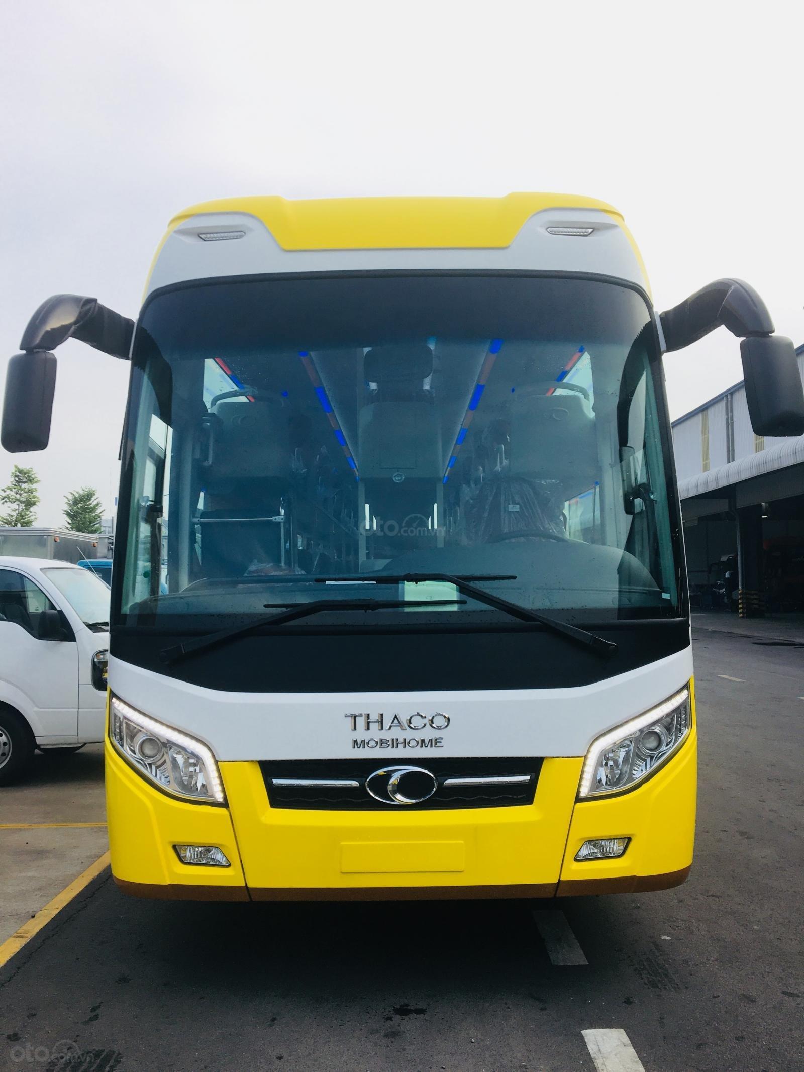 Giá dòng xe  36 giường Thaco Mobihome TB120SL 2019 (2)