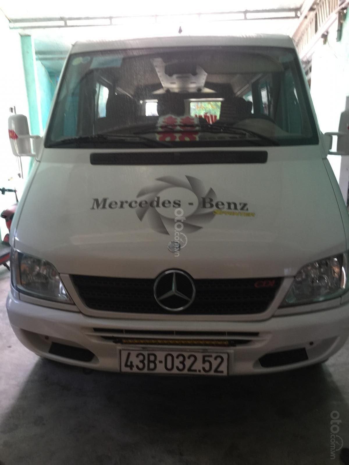 Cần bán xe Mercedes B 313 năm 2010, màu trắng (4)