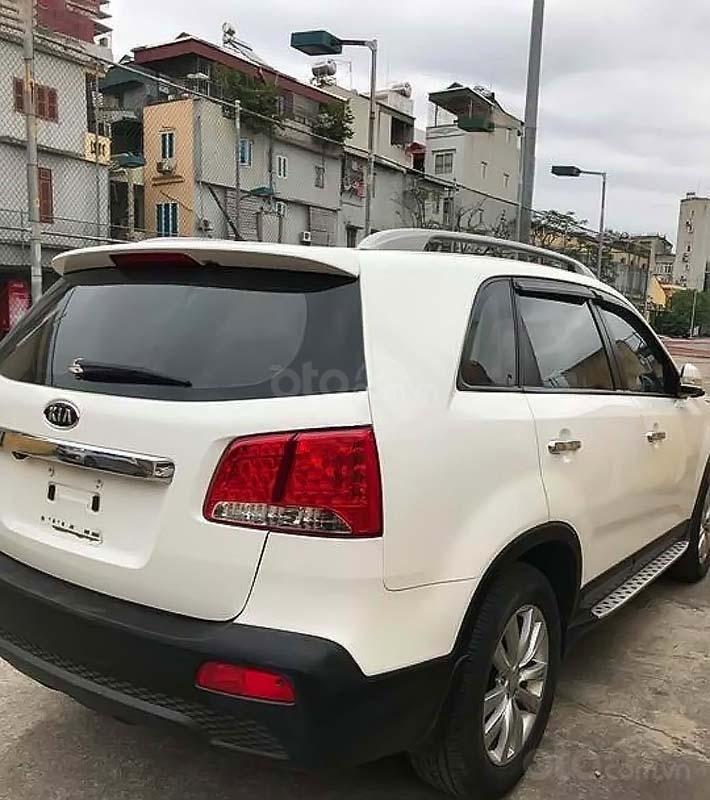 Bán Kia Sorento GAT 2.4L 2WD đời 2013, màu trắng (2)
