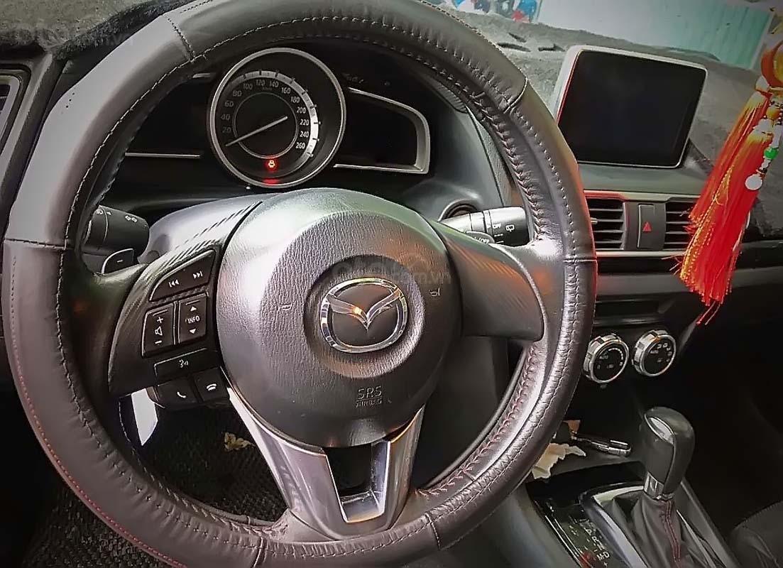 Bán Mazda 3 2015, màu đỏ, nhập khẩu nguyên chiếc (2)