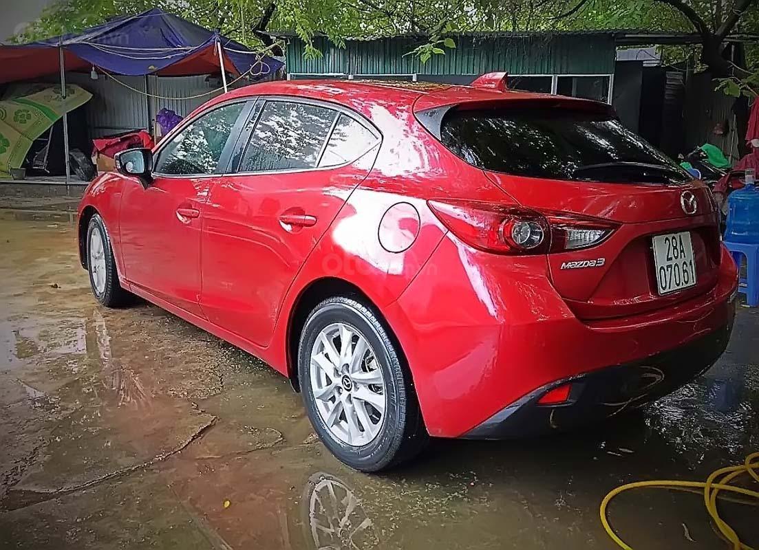 Bán Mazda 3 2015, màu đỏ, nhập khẩu nguyên chiếc (3)