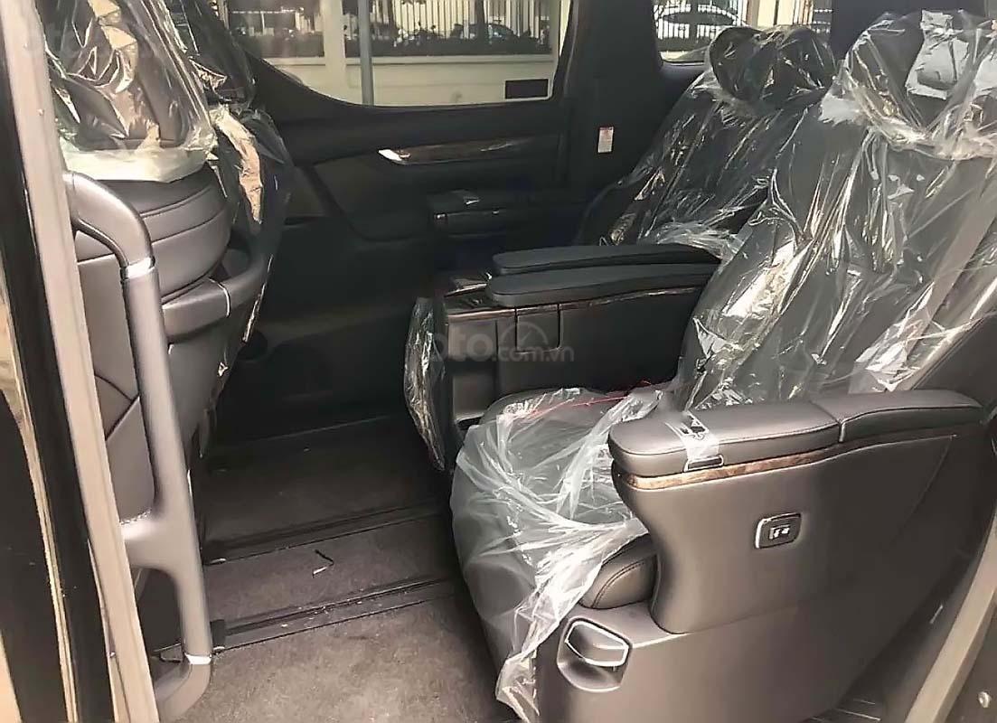 Bán ô tô Toyota Alphard năm sản xuất 2019, màu đen, xe nhập (4)