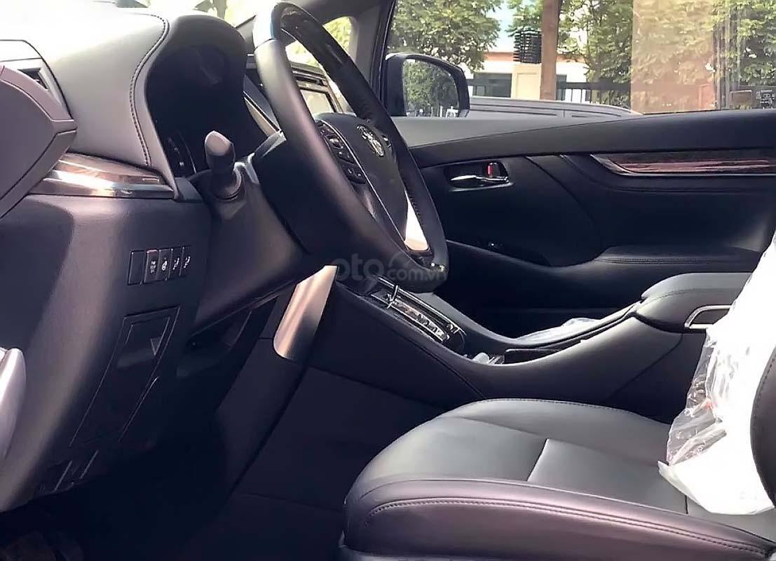 Bán ô tô Toyota Alphard năm sản xuất 2019, màu đen, xe nhập (5)