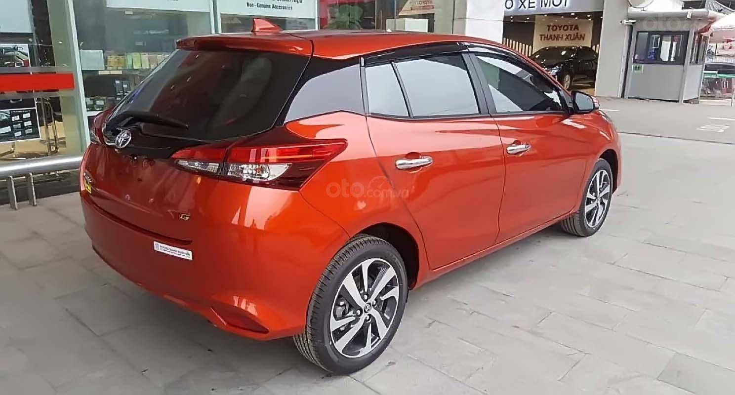 Bán Toyota Yaris 1.5G năm sản xuất 2019, xe nhập, giá 650tr (2)