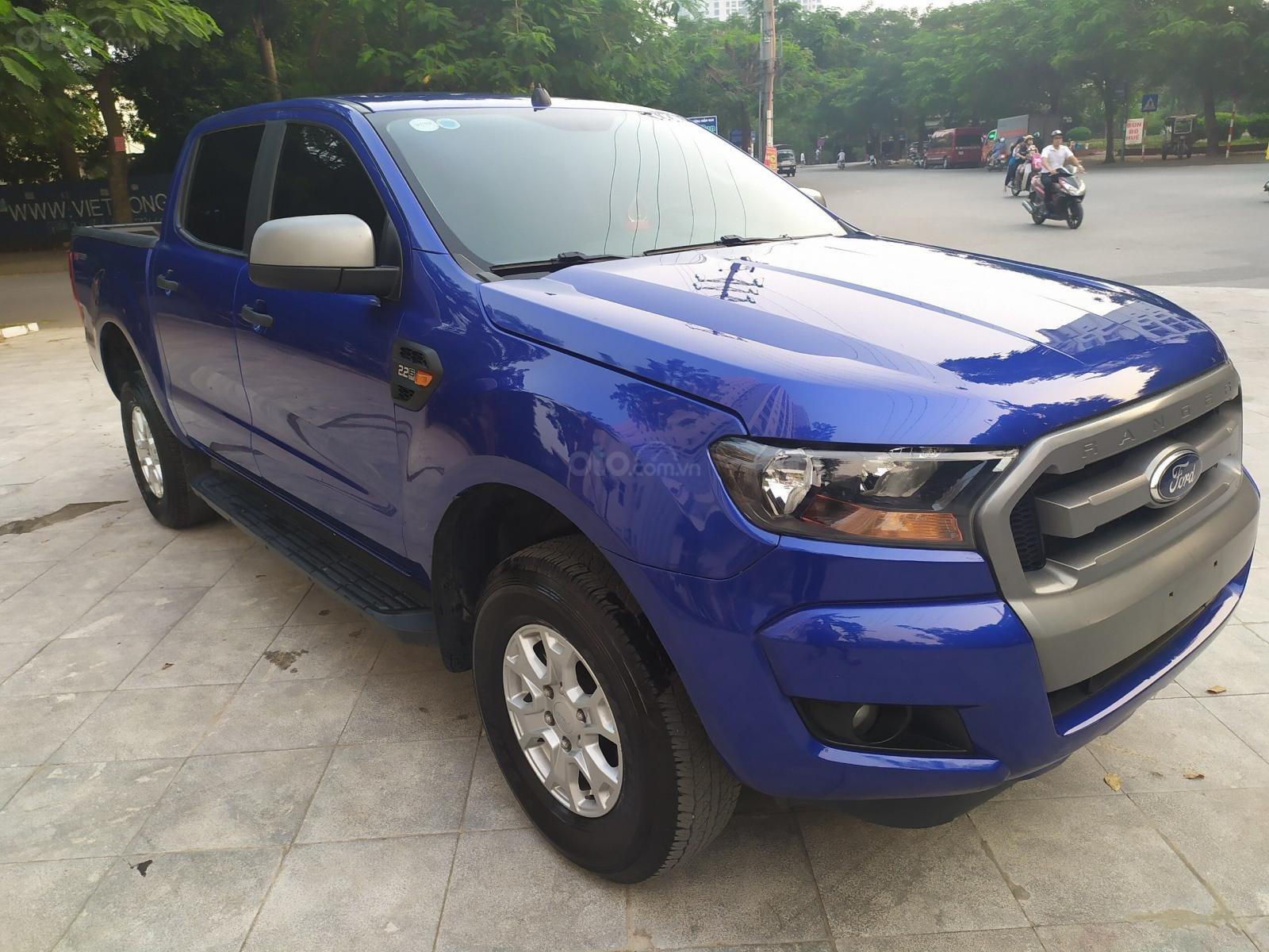Cần bán xe Ford Ranger năm 2016, màu xanh lam xe nhập giá chỉ 555 triệu đồng (3)
