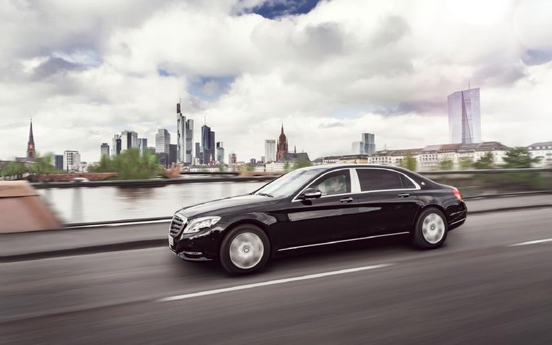 Mercedes-Benz S-Class Guard.