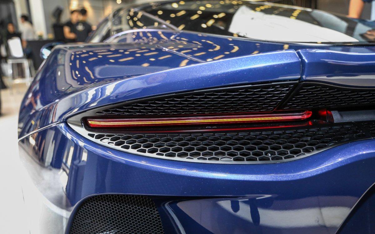 McLaren GT có chế độ lái đa dạng, thoải mái