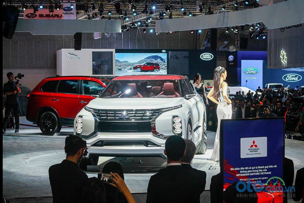 [VMS 2019] Mitsubishi GT-PHEV Concept khoe diện mạo đẹp xuất sắc tại VMS 2019 a6