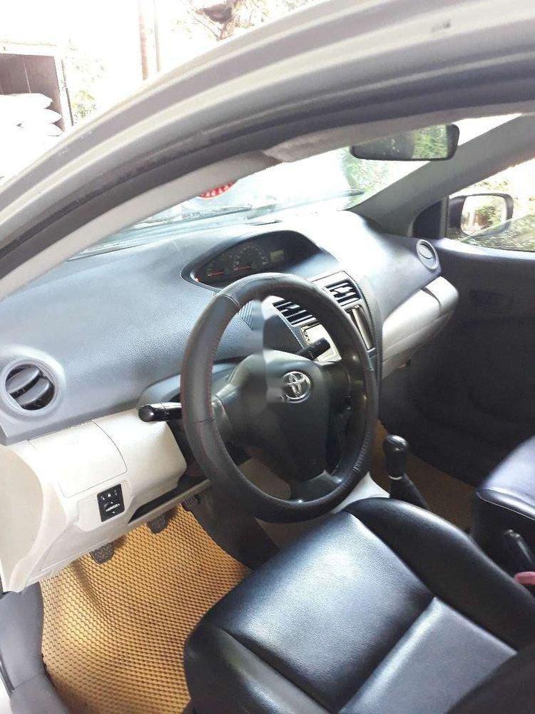 Bán xe Toyota Vios sản xuất 2013, màu bạc xe nguyên bản (6)