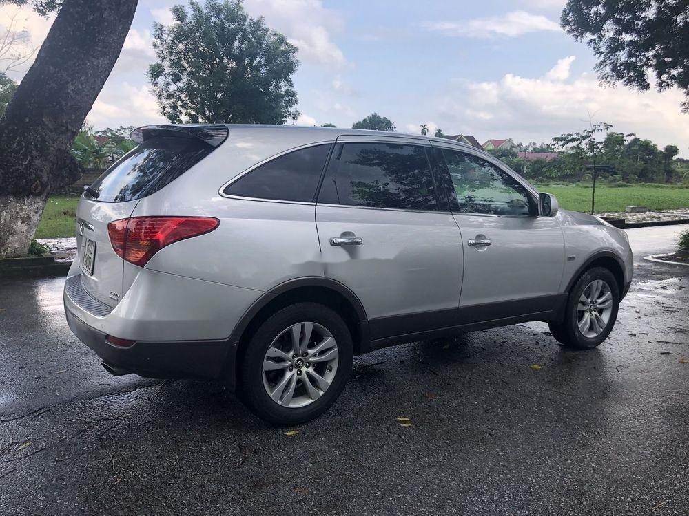 Cần bán Hyundai Veracruz 2009, nhập khẩu nguyên chiếc số tự động, giá tốt (4)