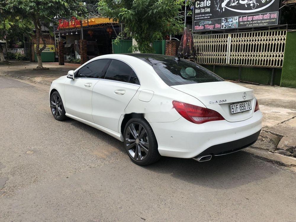 Bán Mercedes sản xuất năm 2015, màu trắng, nhập khẩu nguyên chiếc chính hãng (5)