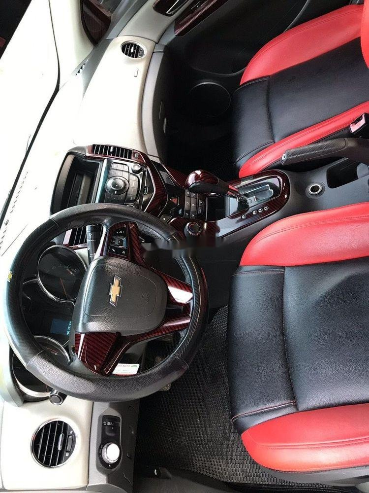 Bán xe Chevrolet Cruze đời 2011, màu đen chính chủ, giá tốt (3)