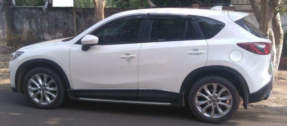 Cần bán xe Mazda CX 5 năm sản xuất 2015, màu trắng xe nguyên bản (5)