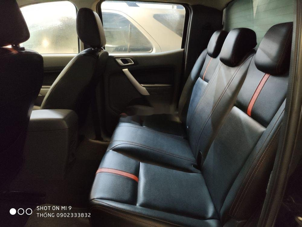 Bán xe Ford Ranger XLT đời 2015, màu đen, nhập khẩu nguyên chiếc số sàn (3)