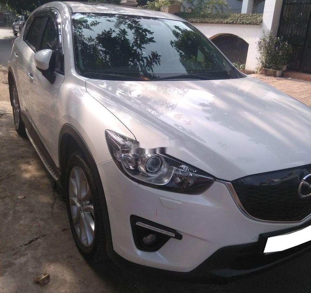 Cần bán xe Mazda CX 5 năm sản xuất 2015, màu trắng xe nguyên bản (6)