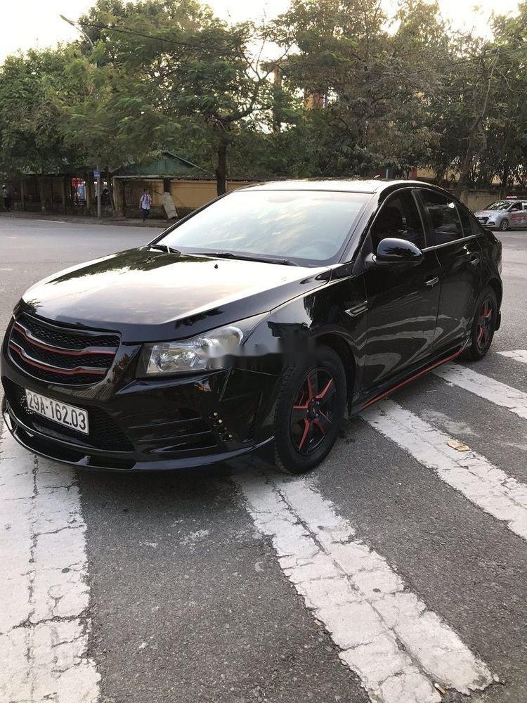Bán xe Chevrolet Cruze đời 2011, màu đen chính chủ, giá tốt (2)