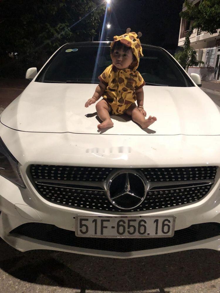 Bán Mercedes sản xuất năm 2015, màu trắng, nhập khẩu nguyên chiếc chính hãng (4)