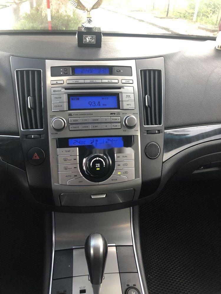 Cần bán Hyundai Veracruz 2009, nhập khẩu nguyên chiếc số tự động, giá tốt (3)