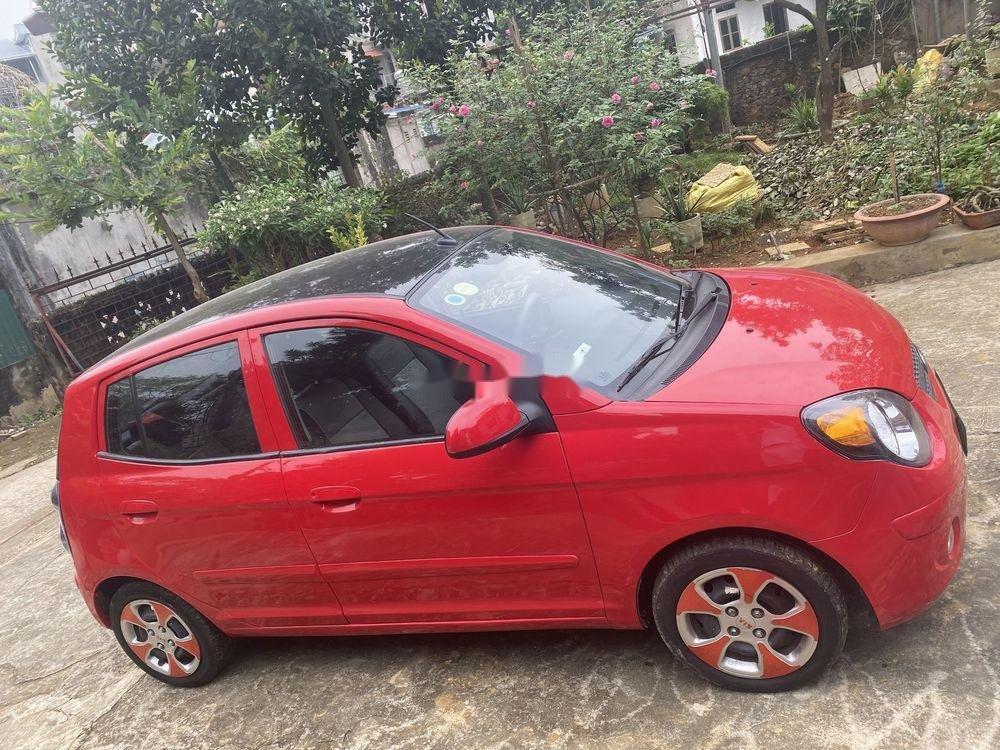 Bán Kia Morning Sport năm 2012, màu đỏ chính chủ giá tốt (2)