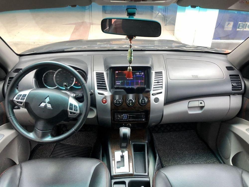 Bán ô tô Mitsubishi Pajero 2011, màu nâu, máy êm ru (7)
