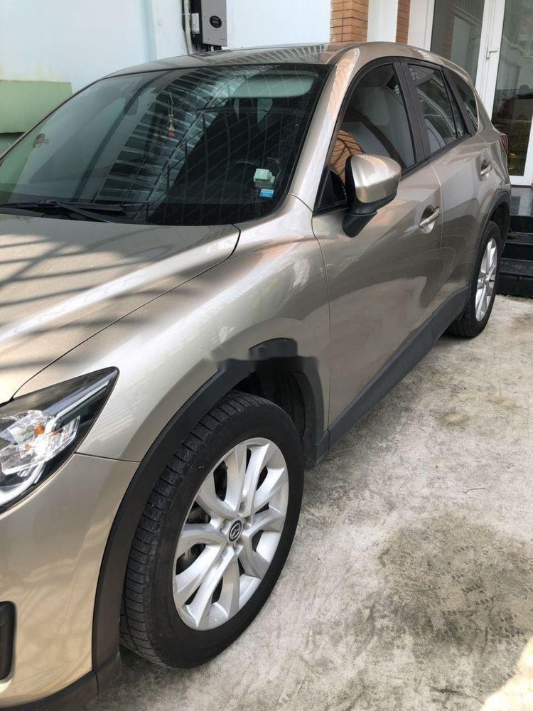 Cần bán xe Mazda CX 5 2015 chính chủ, giá tốt (1)