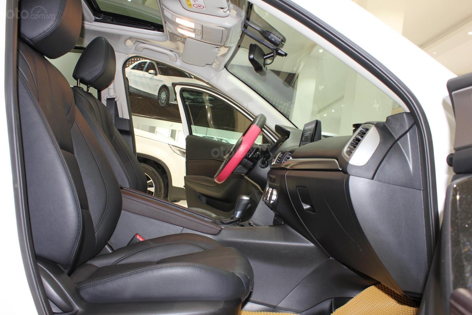 Bán Mazda 3 1.5L sản xuất năm 2017, màu trắng, giá thương lượng, 0347420233 (13)