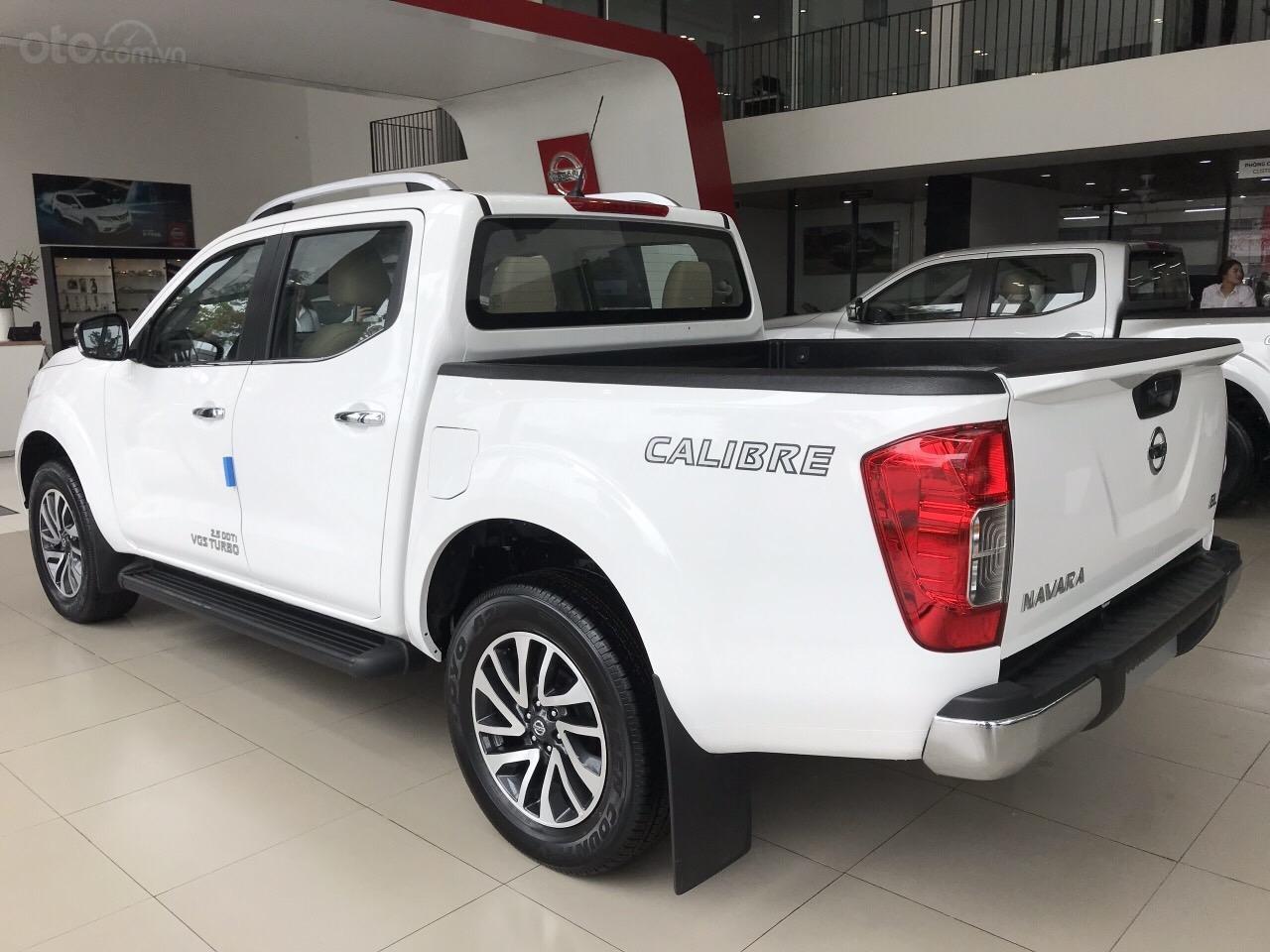 Cần bán Nissan Navara EL All New năm 2019, màu trắng, nhập khẩu, giá chỉ 624 triệu (2)