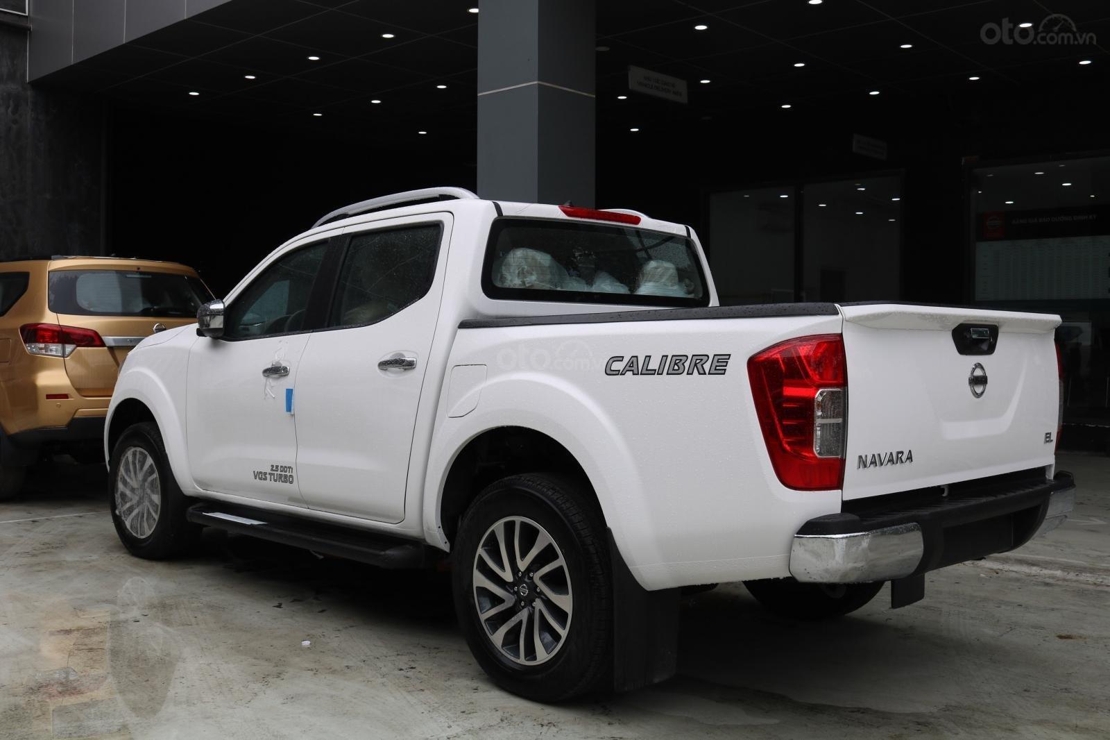 Cần bán Nissan Navara EL All New năm 2019, màu trắng, nhập khẩu, giá chỉ 624 triệu (4)