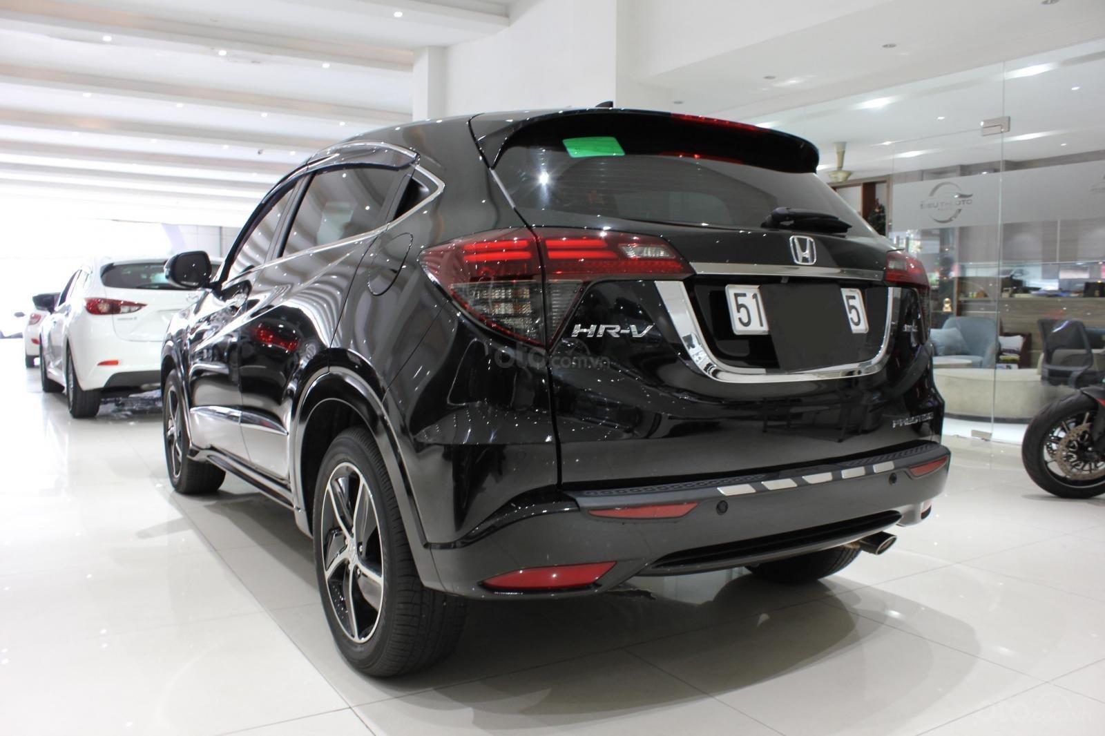Cần bán xe Honda HR-V bản L 1.8AT SX 2018, màu đen, nhập Thái, siêu lướt 1300km, biển SG (6)