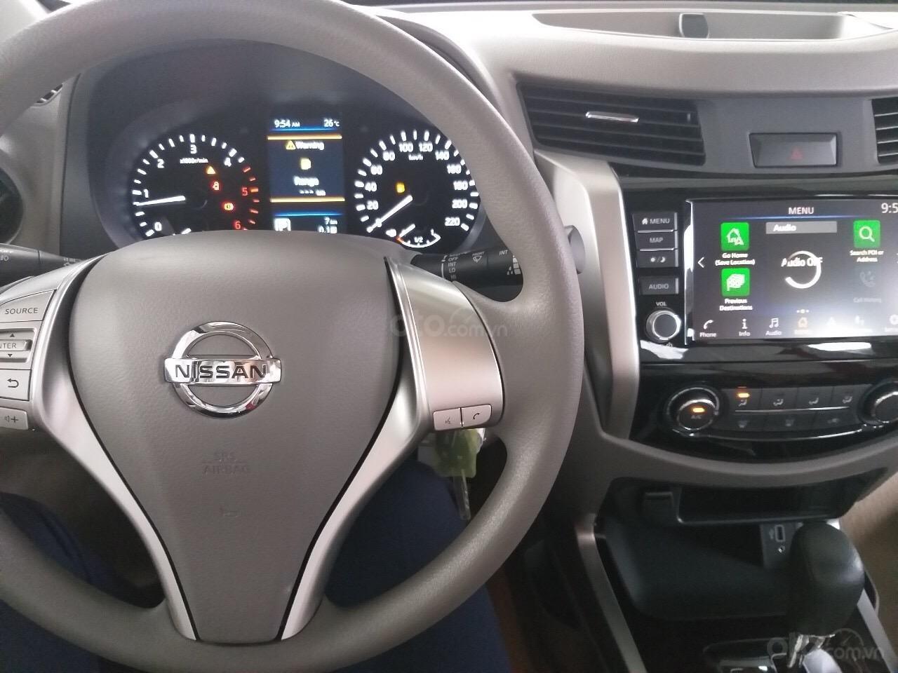 Cần bán Nissan Navara EL All New năm 2019, màu trắng, nhập khẩu, giá chỉ 624 triệu (11)