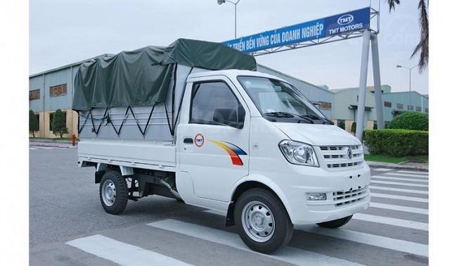 Xe tải 1 tấn TMT 2019, màu trắng, nhập khẩu chính hãng, giá rẻ (2)