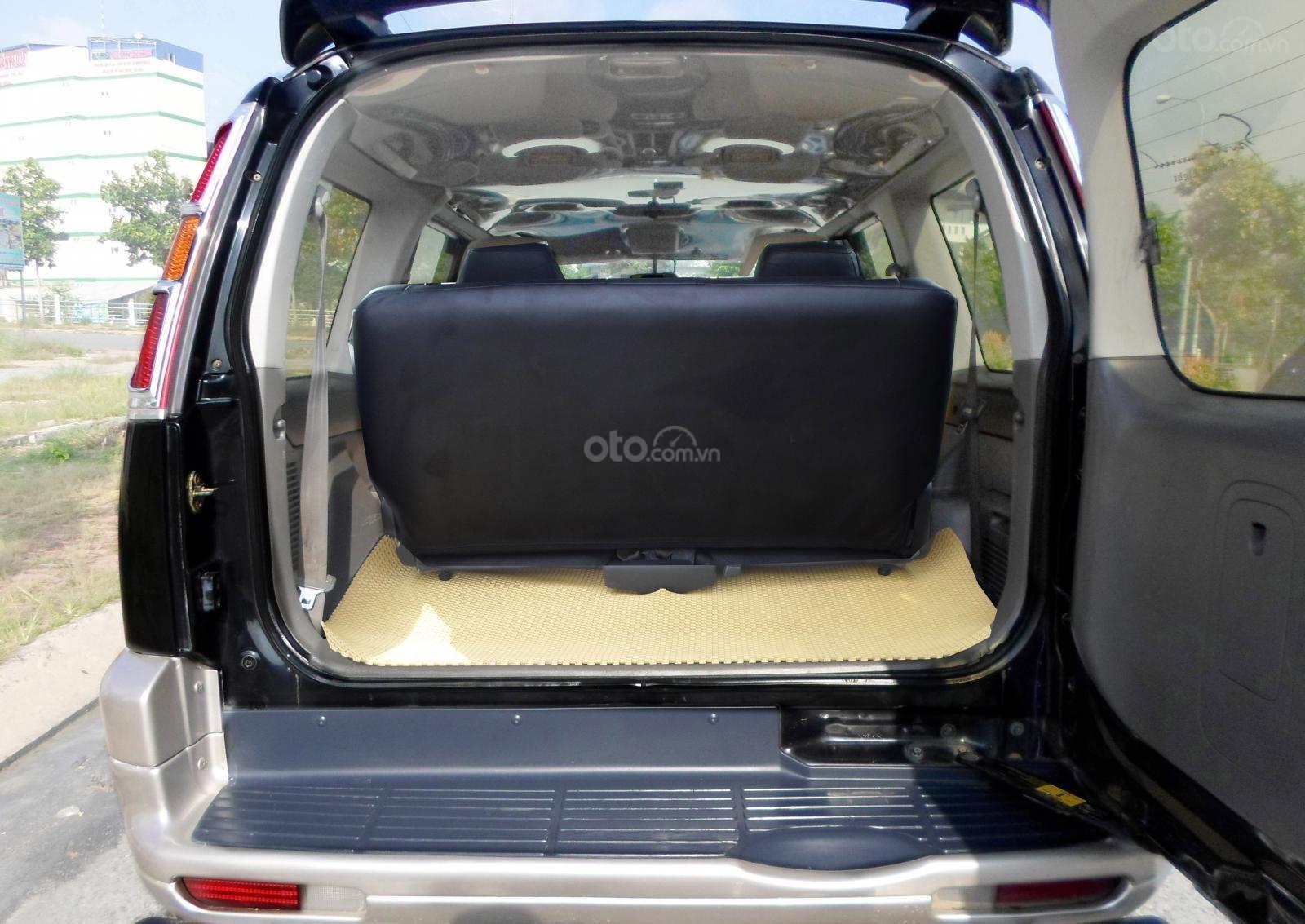 Chính chủ cần bán Ford Everest Ford Everest 2.5L 4x2 MT đời 2005, màu đen, giá tốt (5)