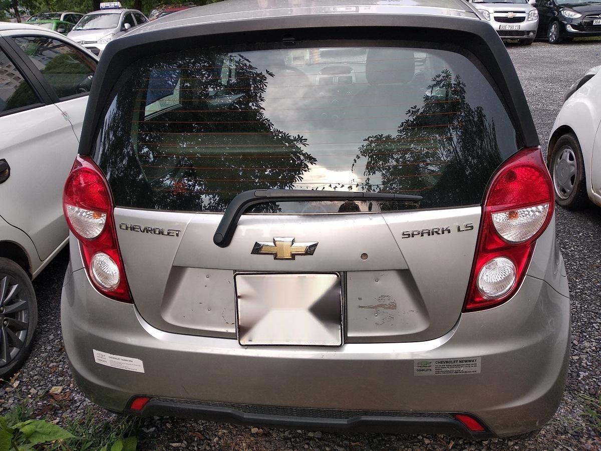 Bán Chevrolet Spark van 1.2L đời 2016, màu xám (ghi), giá tốt (2)