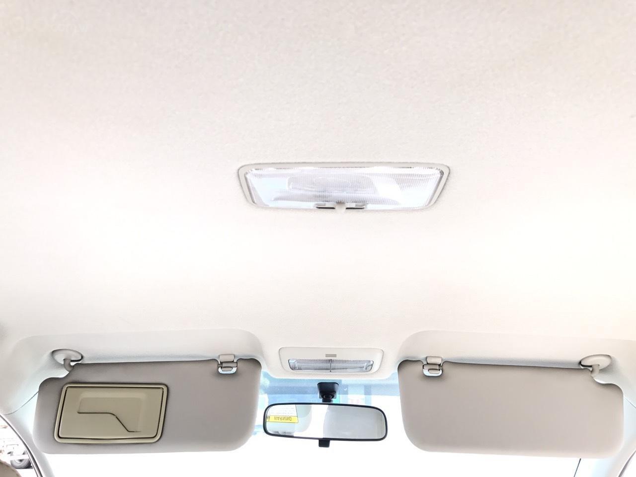 Bán xe Toyota Vios 1.5E sản xuất 2012, màu bạc, 1 chủ từ mới, máy zin 1 cục, nói không với xe taxi (22)
