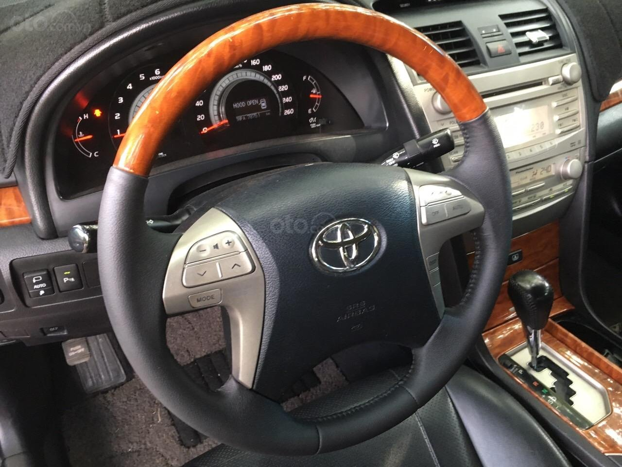 Bán Toyota Camry 3.5Q năm sản xuất 2007 (8)
